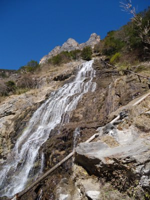waterfall yunnan