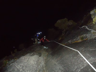kinabalu rope section