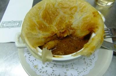 pie guinness in delaneys
