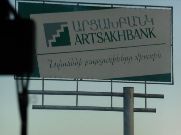 bank advert nagorno karabakh
