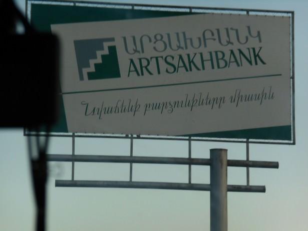 bank advert nagorno karabakh