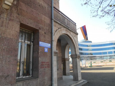 nagorno karabakh ministry of foreign affairs
