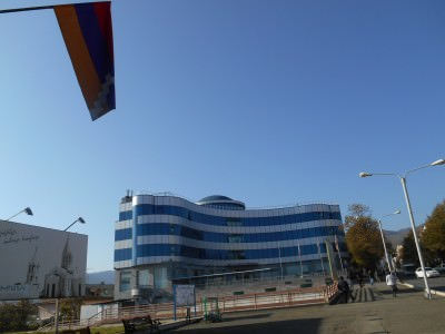 europe hotel stepanakert nagorno karabakh