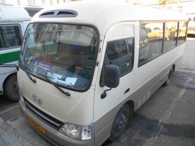 agdam nagorno karabakh bus