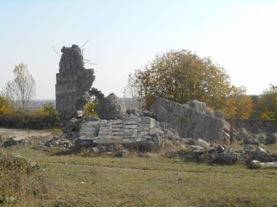 agdam remains