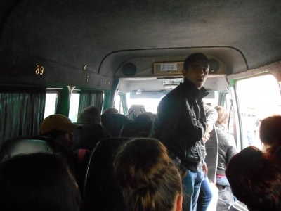 crazy nagorno karabakh vank bus