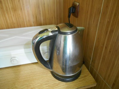 backpacking boiling kettles