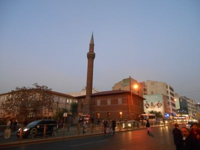 mosques ankara turkey