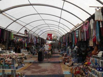 kaymakli market