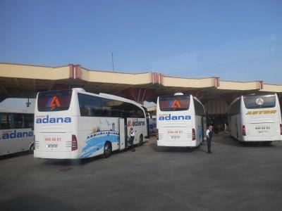 adana bus station