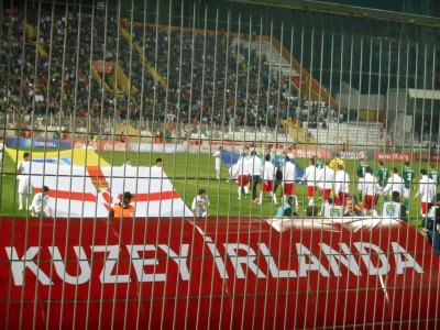 northern ireland 0-1 turkey adana 2013