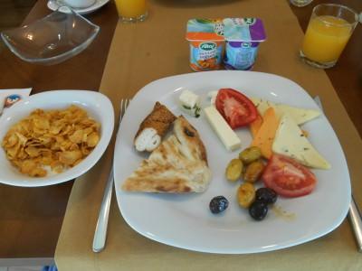 otel senbayrak breakfast buffet adana