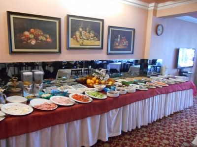 breakfast in ankara capital hotel