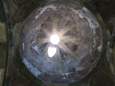 sanahin monastery ceiling