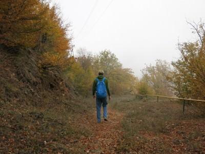 gandzasar path down to vank
