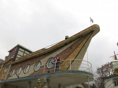boat hotel vank nagorno karabakh