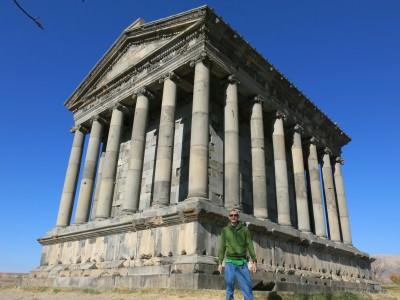 garni temple armenia 1st century