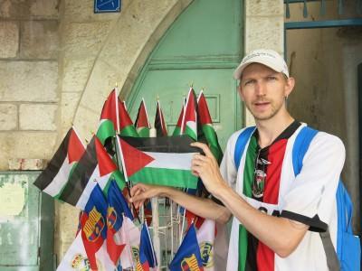bethlehem palestine flag