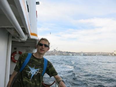 turkey bosphorus ferry istanbul