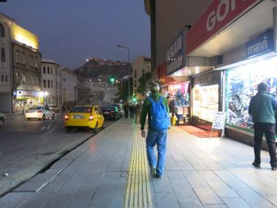 ankara turkey istanbul backpacking