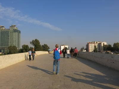 oldest bridge in world adana
