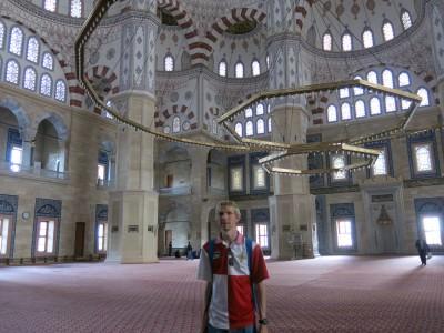 sabanci mosque adana