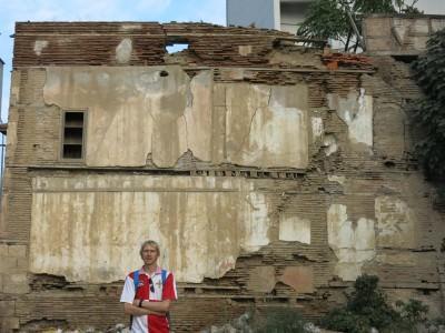 walls of adana old city