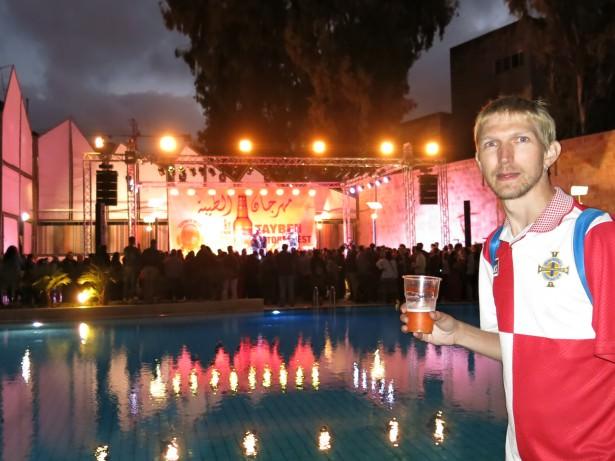 beer festival palestine