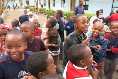 kids in arusha tanzania