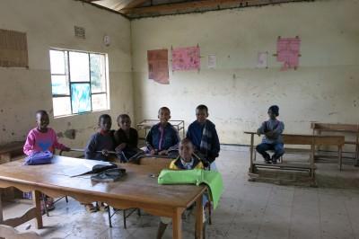 arusha school classroom