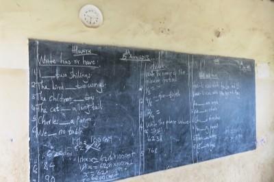 blackboard arusha esa school