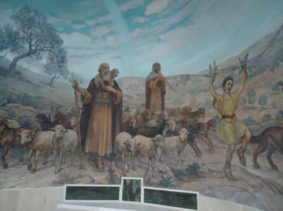 palestine bethlehem shepherds fields