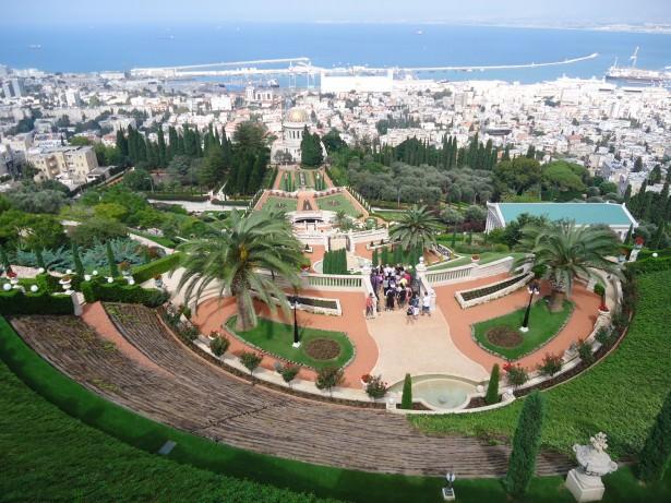 haifa viewpoint