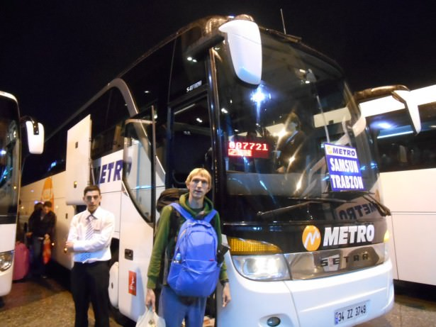 bus to trabzon turkey