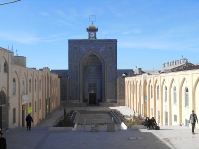 jameh mosque kerman iran