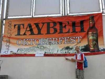 thirsty thursdays oktoberfest ramallah
