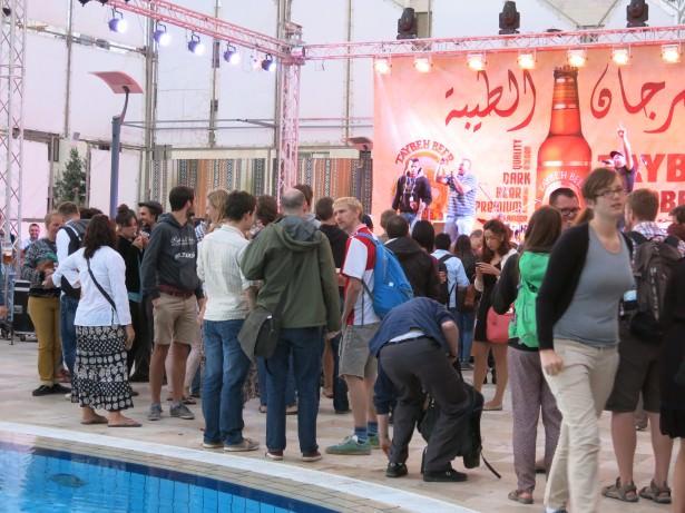 palestine beer festival ramallah