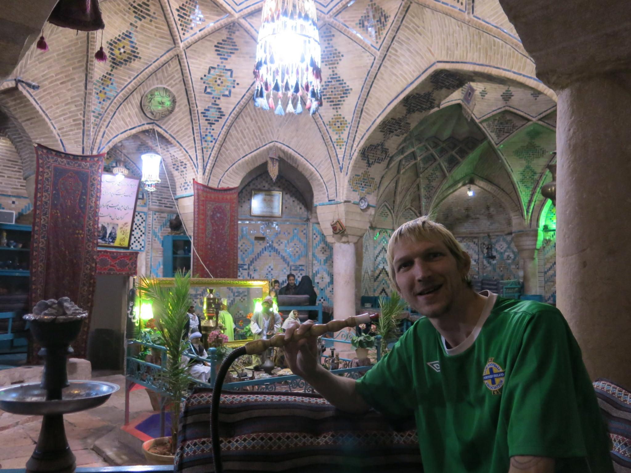 kerman - vakil tea house