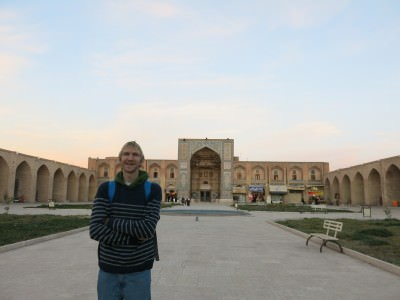 caravanseri in kerman
