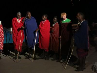 jungle maasai tribe tanzania