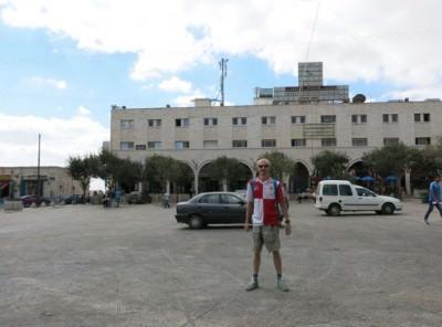 manger square bethlehem palestine