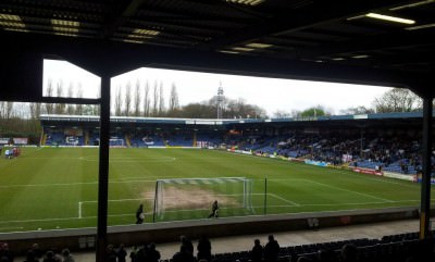 bury gigg lane v bournemouth