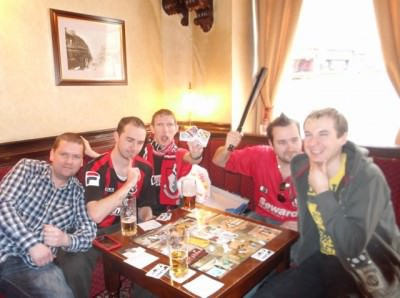 cluedo pub crawl thirsty thursdays