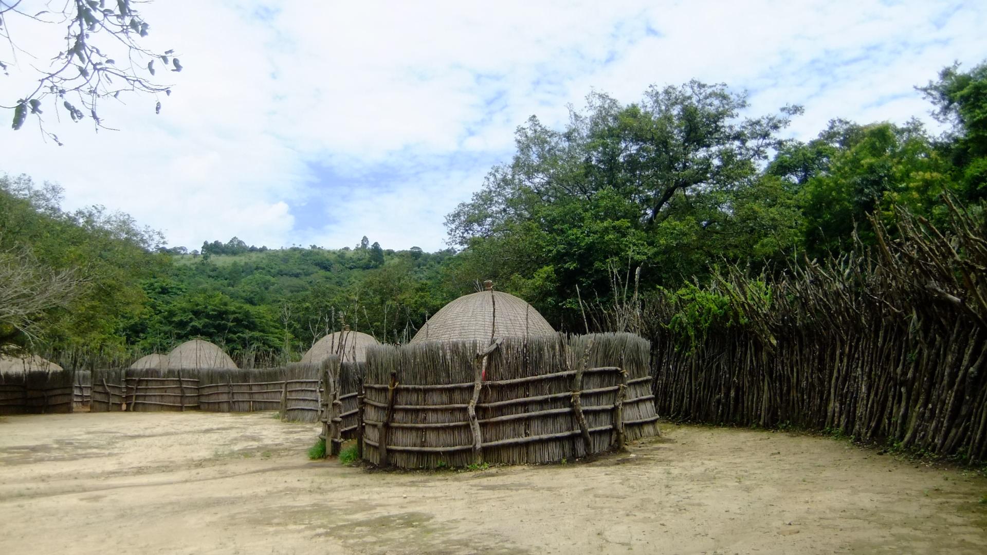 mantenga cultural village swaziland
