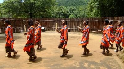 sibhaca dance performance