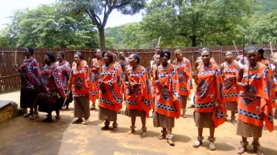 sibhaca dance swaziland