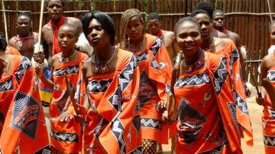 sibhaca girls swaziland