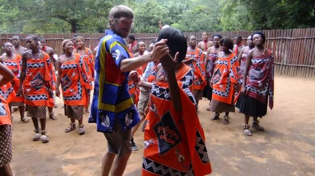 sibhaca dance jonny blair swaziland