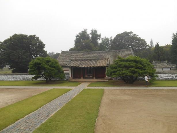 koryo museum in north korea kaesong