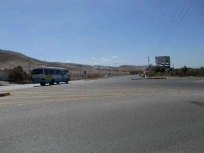 bus drops you off jordan